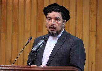 معاون شورای مصالحه: پیشنویس طرح صلح طالبان به شورای مصالحه رسیده است