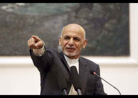 اشرف غنی: افغانستان دوباره فراموش نخواهد شد