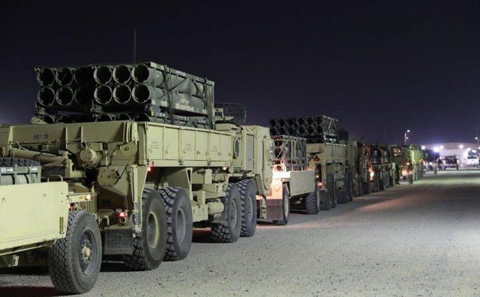خروج نیروهای خارجی؛ ارتش امریکا در افغانستان موشک مستقر میکند