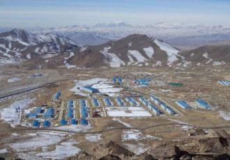 هفت محافظ معدن مس عینک در لوگر در حمله طالبان جان باختند