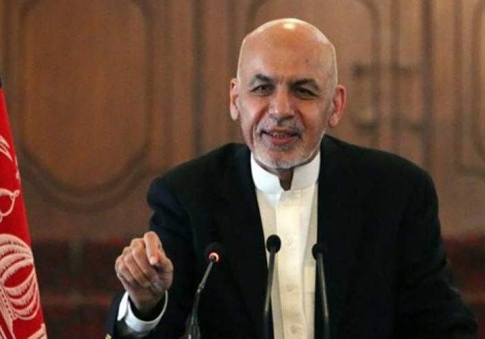 غنی: طالبان نمیتواند با زور ارادۀ خود را برمردم تحمیل کند