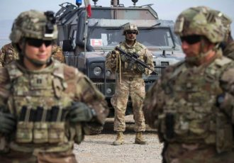 امریکا برای محافظت از نیروهای خارجی در زمان خروج، ۶۵۰ سرباز به افغانستان اعزام میکند