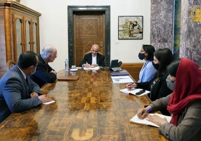 رییسجمهور: خدمات اداره انکشافی امریکا در افغانستان باید نتیجهمحور باشد