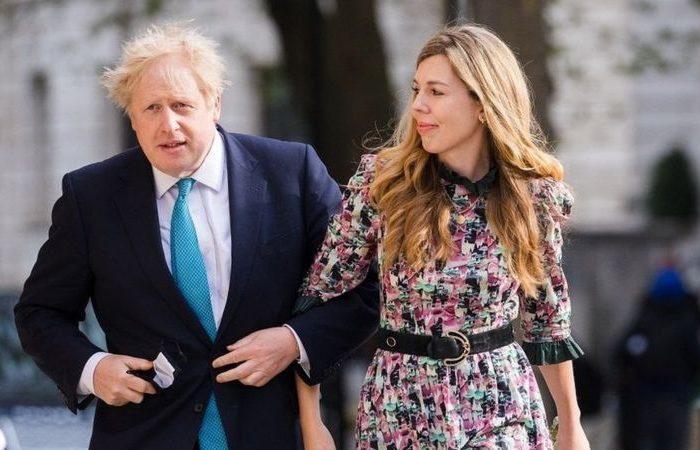 ازدواج مخفیانهی نخستوزیر بریتانیا با نامزدش