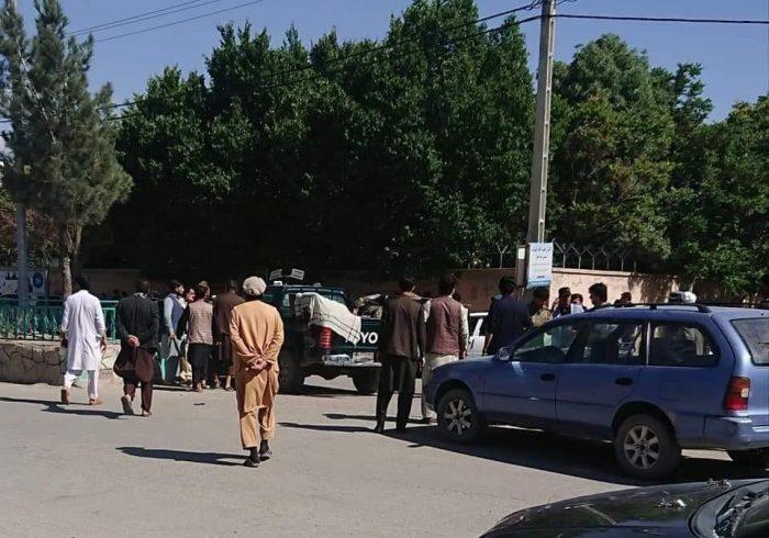 حملهی افراد مسلح بر محافظان یک بانک خصوصی در پکتیا دو کشته برجای گذاشت