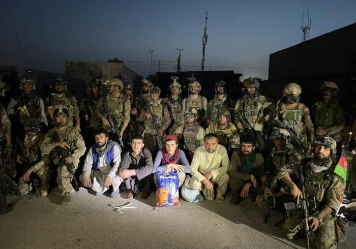 رهایی پنج غیرنظامی از یک زندان طالبان در کندز