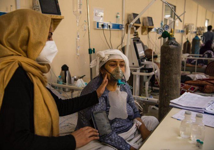 فوت ۲۰ بیماری کرونایی در افغانستان در یک شبانهروز