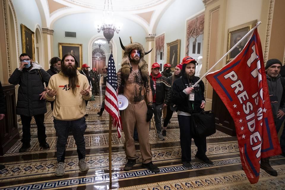 دمیتری میدویدیف: امریکا  بعد از انتخابات سال ۲۰۲۰