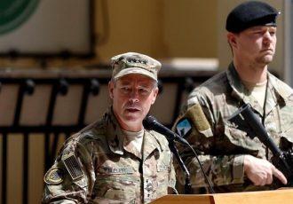 اسکات میلر: ابزار نظامی برای پاسخگویی به حملات طالبان را داریم