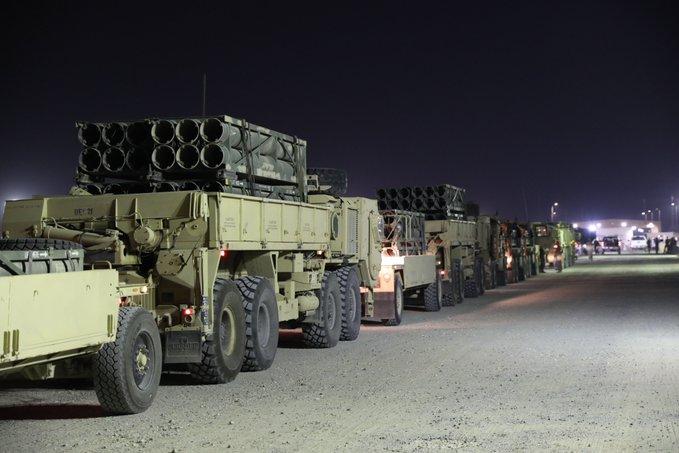سینتکام: ۱۳ تا ۲۰ در صد روند خروج نیروهای امریکایی تکمیل شده است