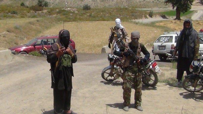 ولسوالی دولت شاه لغمان به دست طالبان افتاد