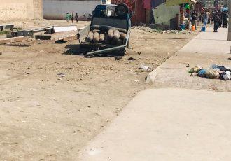 انفجار بالون گاز درشهر کابل، یک کشته و دو زخمی برجای گذاشت