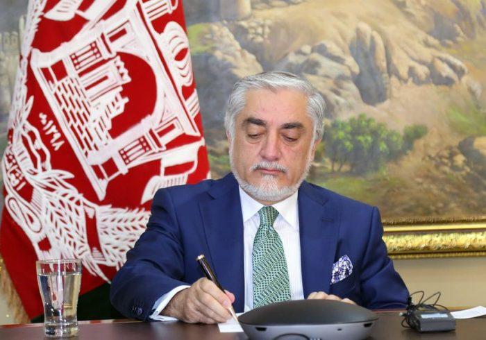 عبدالله: صلح در افغانستان به معنای تطبیق طرحها و برنامههای بزرگ منطقهای است