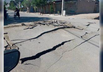 طالبان یک پُل کلیدی را در ولسوالی «اوبه»ی هرات تخریب کردند