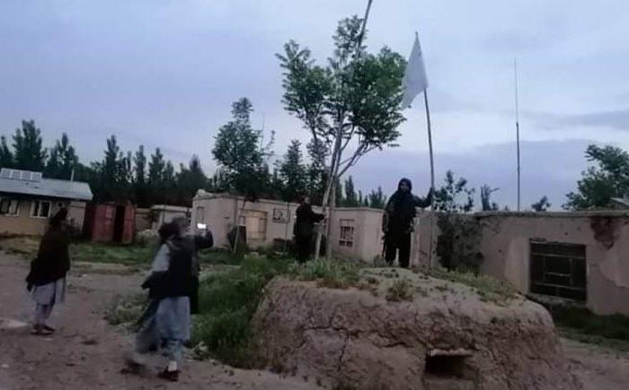 ولسوالی برکۀ ولایت بغلان به دست طالبان سقوط کرده است