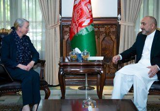 اتمر: دادگاه جزایی بین المللی تعهد کرده جرایم جنگی درافغانستان را ثبت وبررسی کند
