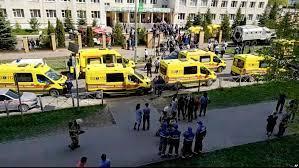 گلوله باری در یک مکتب در روسیه؛ هفت شاگرد و یک معلم کشته شد