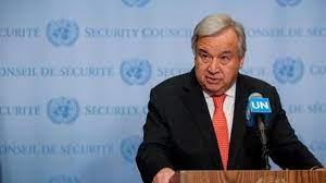 منشی عمومی سازمان ملل متحد، حملۀ موتربمب در ولایت جنوبی لوگر را محکوم کرد