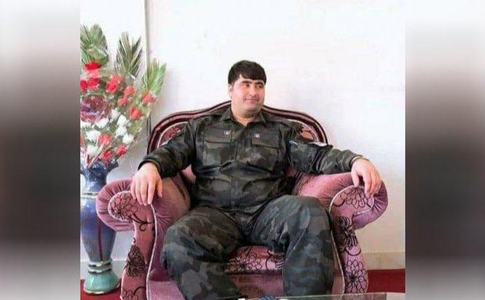 آمر حوزهی پولیس «تورغندی» هرات در کمین طالبان کشته شد