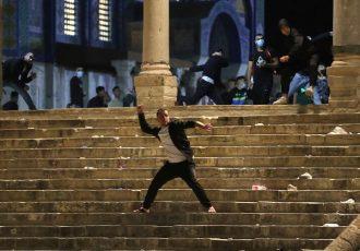 بیانیه نمایندگان گروه چهارجانبه خاورمیانه در واکنش به خشونتهای اخیر در قدس