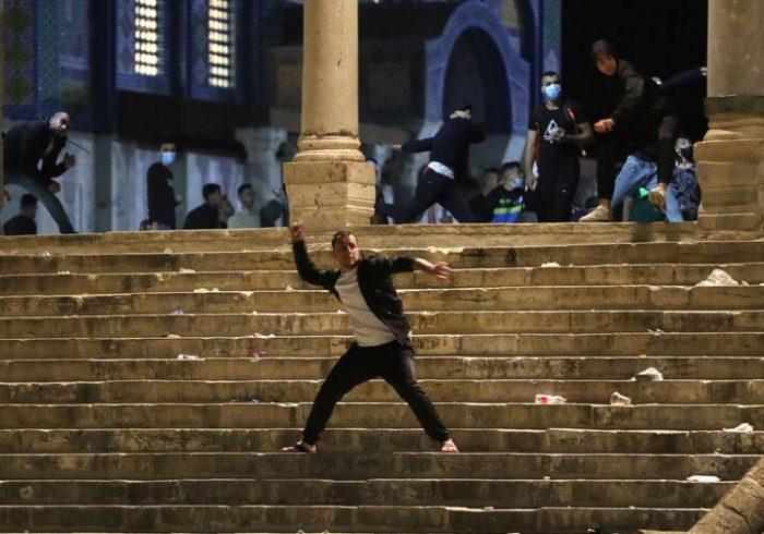 کابل، حملۀ نظامیان اسراییلی برنمازگذاران درمسجدالاقصی را محکوم کرد