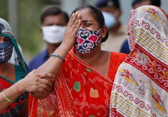 هند با بیش از ۴۰۱ هزار مورد ابتلا در ۲۴ ساعت گذشته رکورد جدیدی را ثبت کرد