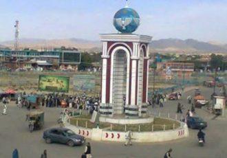 یک قرارگاه ارتش در شهر غزنی به دست طالبان سقوط کرد