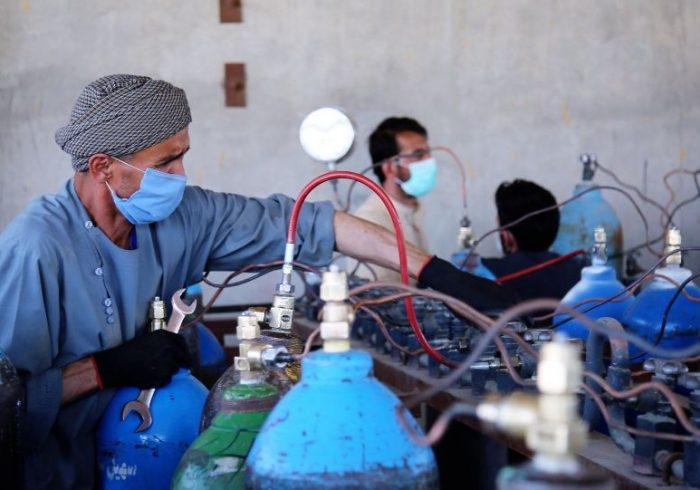 نگرانی کمیسیون حقوق بشر از کمبود آکسیجن در شفاخانهها