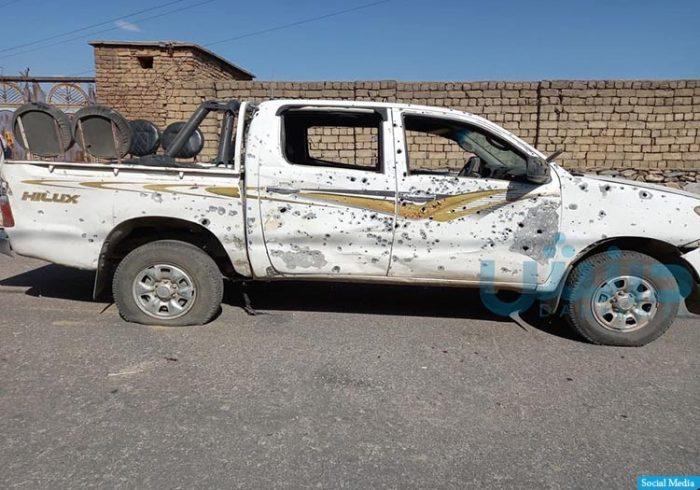 تداوم خشونتها؛ موتر حامل کارمندان امنیت ملی در پروان هدف انفجار ماین قرار گرفت