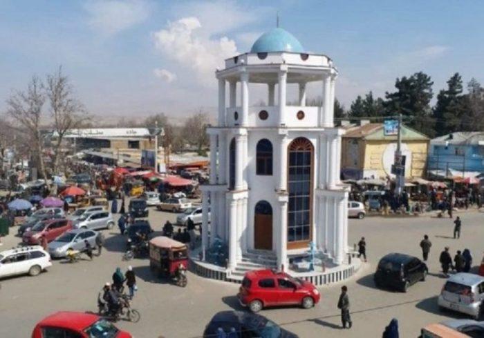 سقوط ولسوالی اشکمش تخار بهدست طالبان