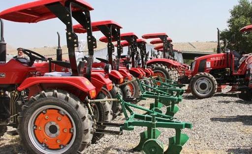 تراکتور و ماشینآلات زراعت ساخت جمهوری چک وارد افغانستان میشود