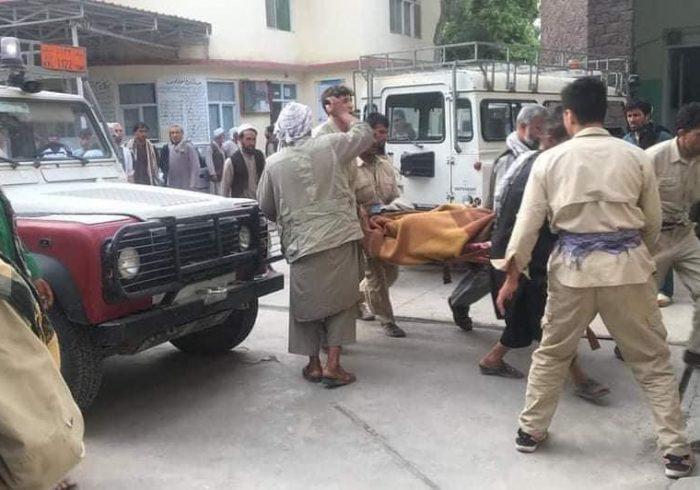 در حملهی طالبان بر کارمندان ماین روبی در ولایت بغلان ۲۴ نفر کشته و زخمی شدند