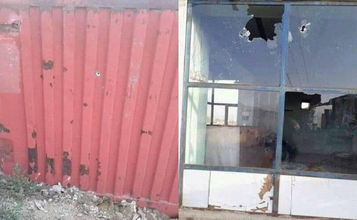 حملهی افراد مسلح بر یک پاسگاه پولیس در برچی کابل