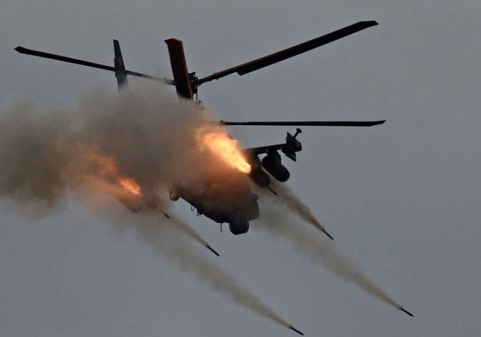 تلفات غیرنظامیان در حملات هوایی ارتش در هلمند