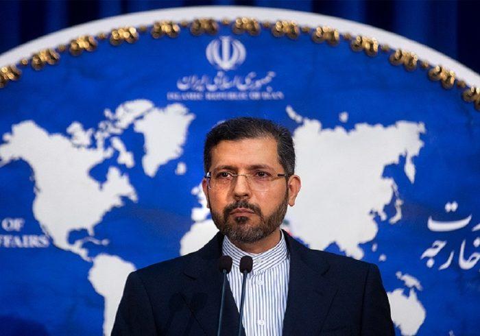 سخنگوی وزارت خارجه ایران: طالبان بخشی از افغانستان است
