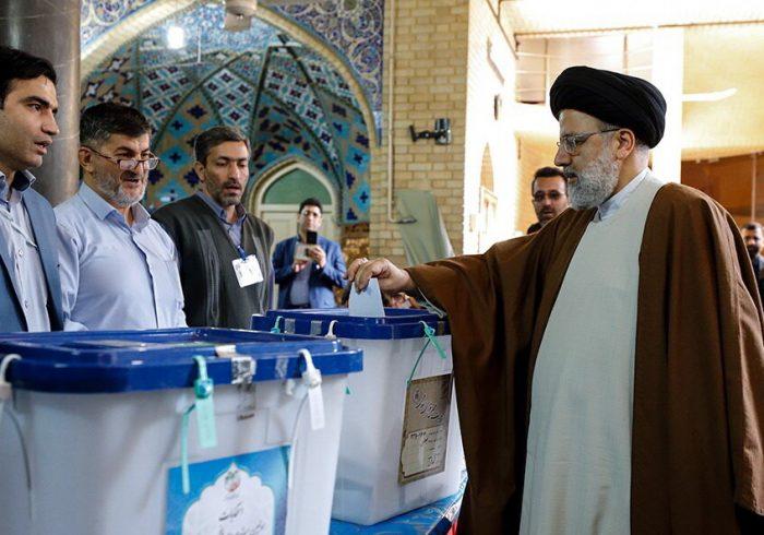رئیسی پیروز انتخابات ریاستجمهوری اسلامی ایران اعلام شد
