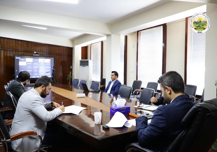 آلمان از تطبیق پروژههای زراعتی در افغانستان حمایت میکند