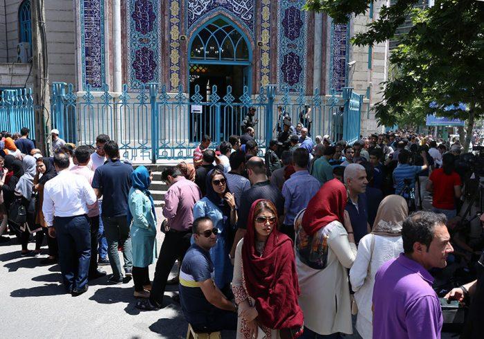 مشارکت حداکثری مردم ایران در سیزدهمین دور انتخابات ریاستجمهوری