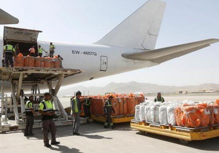 افزایش ۱۵ درصدی صادرات کالاهای افغانی از طریق دهلیزهوایی