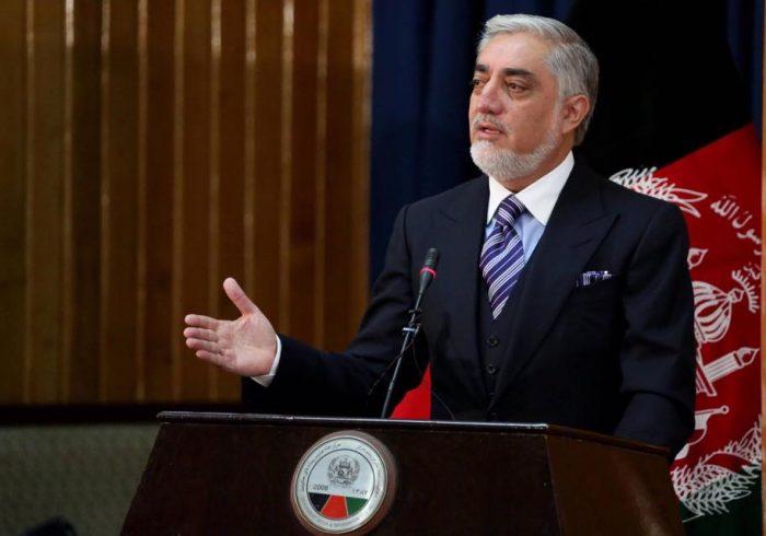 عبدالله: تشدید جنگ از سوی طالبان، اقدام مایوسکننده است