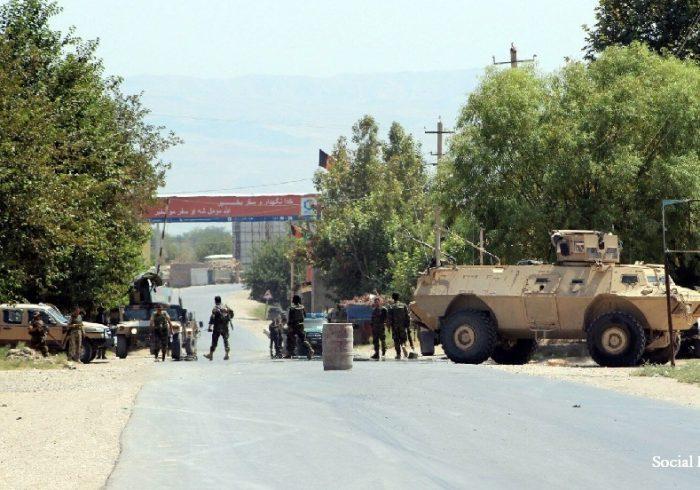 ولسوالی علیآباد کندز از دست طالبان آزاد شد
