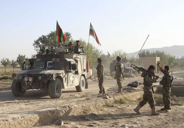 آغاز عملیات بازپسگیری سه ولسوالی از چنگ طالبان