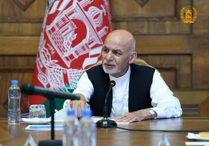 هفتهی محیط زیست؛ غنی: تغییرات اقلیمی افغانستان را تهدید میکند