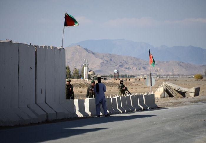 سقوط فرماندهی پولیس قیصار به دست طالبان