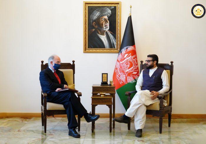 امنیت میدان هوایی کابل محور بحث محب و ویلسن