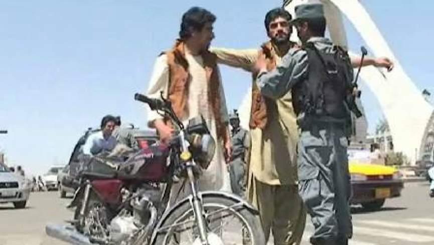 گشتوگذار موترسایکل در کابل ممنوع اعلام شد