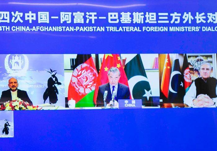 نشست سهجانبه افغانستان، پاکستان و چین؛ آتشبس فوری در افغانستان برقرار شود