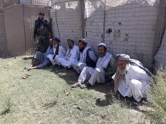 وزارت دفاع: نفوذیهای طالبانکه خواستار تسلیمی یک پاسگاه ارتش در کندز بودند، بازداشت شدند