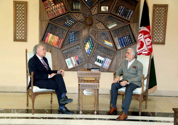 نماینده ویژهی دبیرکل سازمان ملل: حل مشکل افغانستان از راه مسالمتآمیز ممکن است