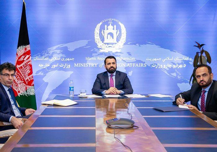 اتحادیه اروپا: از صلحی در افغانستان حمایت میکنیم که دستآوردهای دو دهه حفظ شود